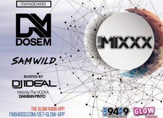 In The Mixxx FM949 Glow Radio