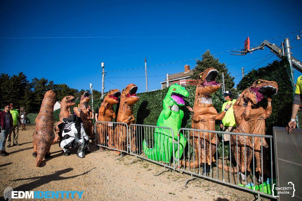 Lost Lands T-Rex Meetup