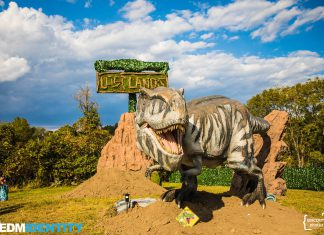 Lost Lands Dinosaur