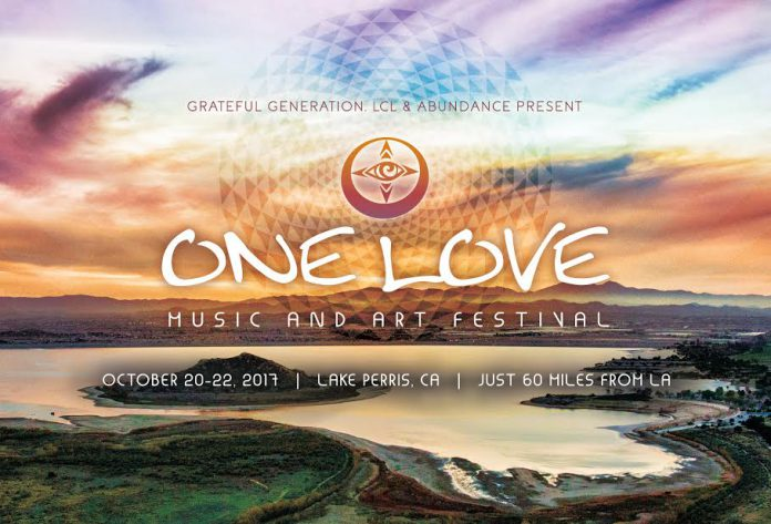 One Love Festival 2017