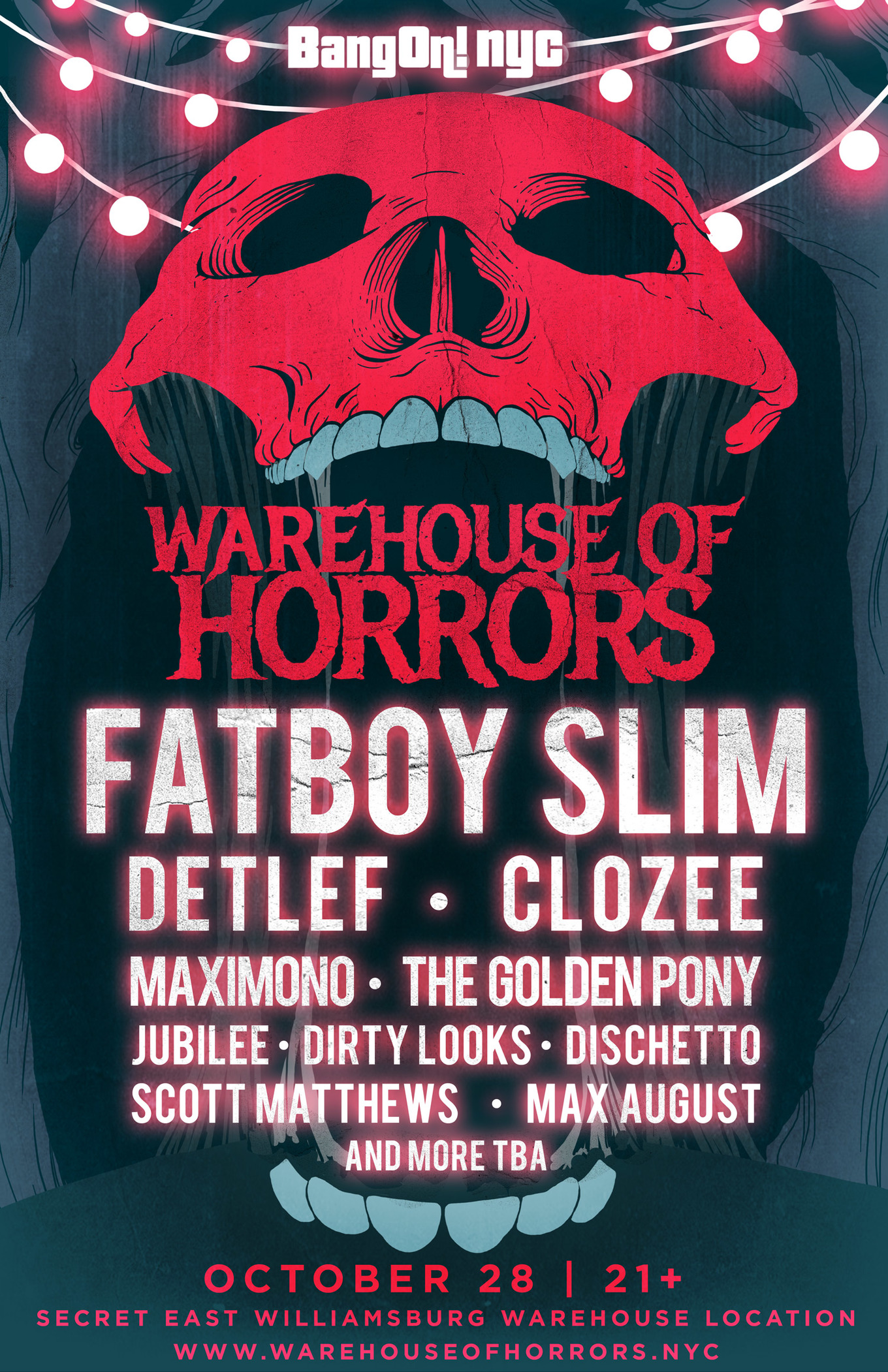 warehouse of horrors | edm identity