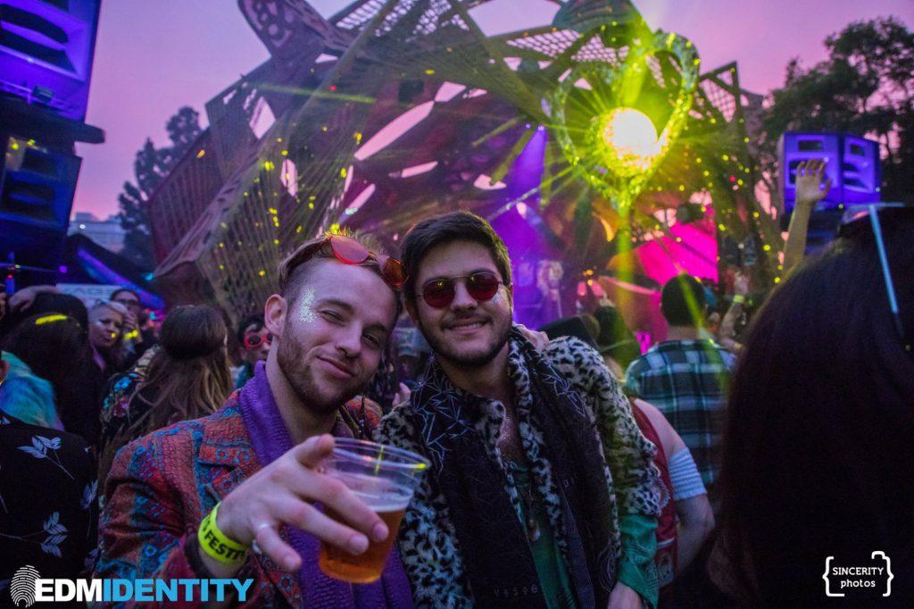 City Hearts Festival 2017 Crowd