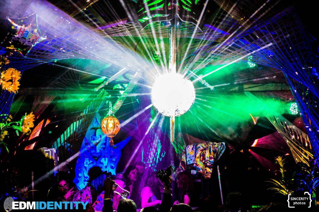 City Hearts Festival 2017 Disco Ball