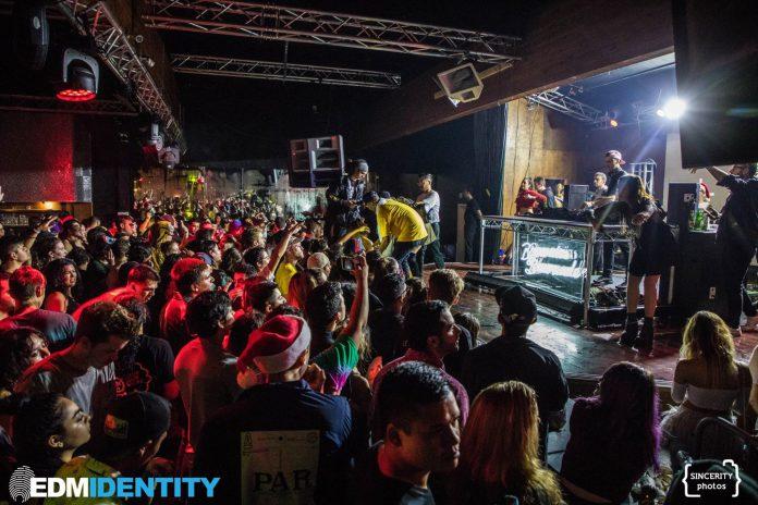 LA Gives Back 2017 Boys Noize