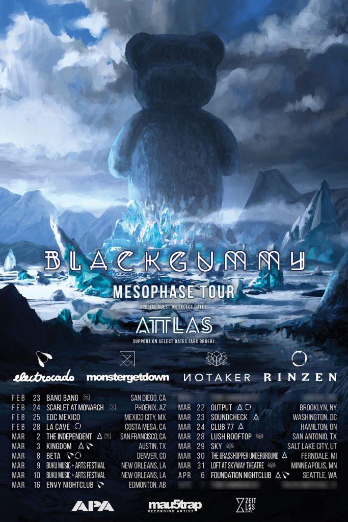BlackGummy Mesophase Tour 2.0
