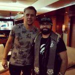 Grant and Armin van Buuren