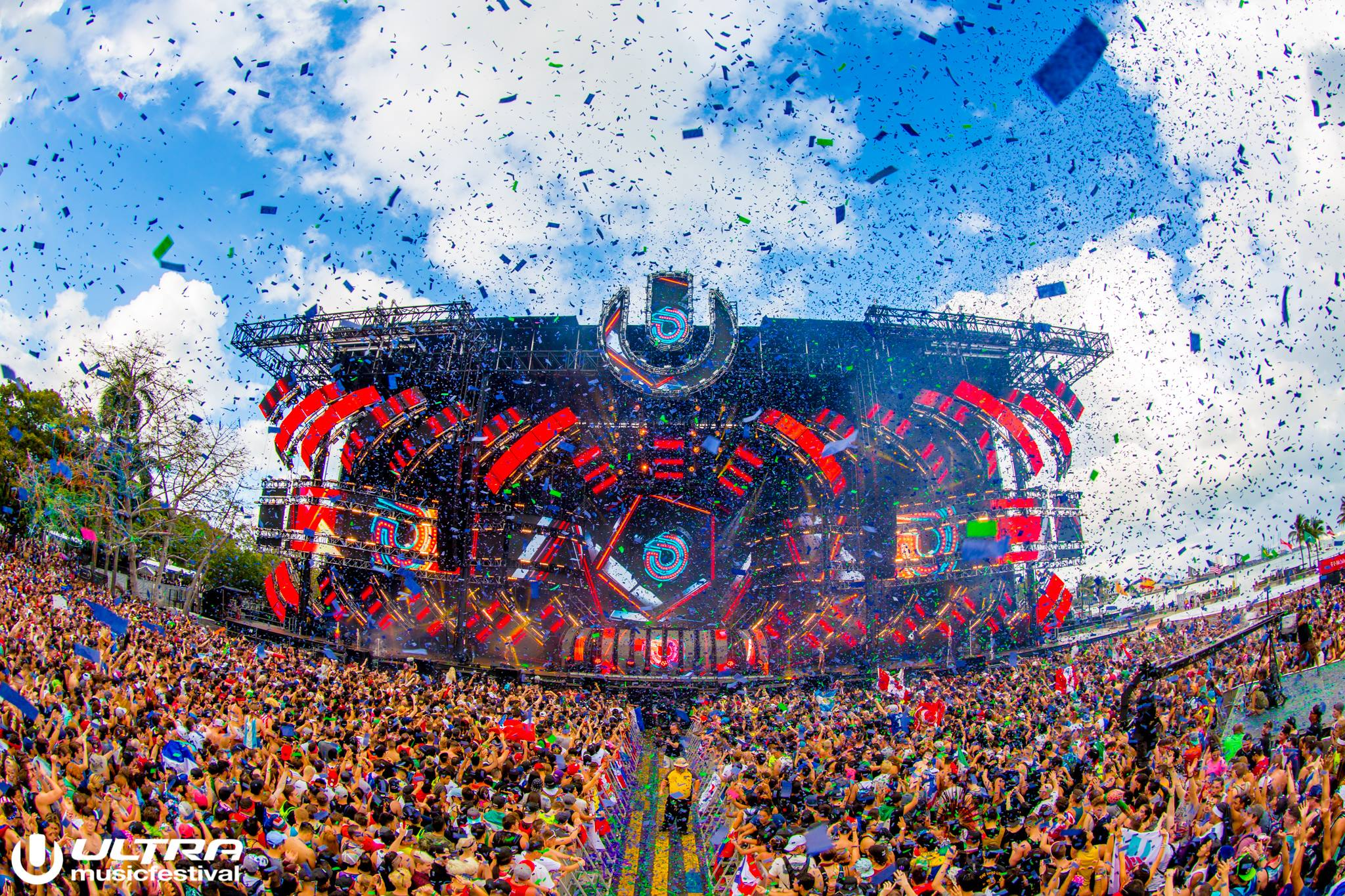 Massive Phase One Lineup Announced For Ultra Music ...
