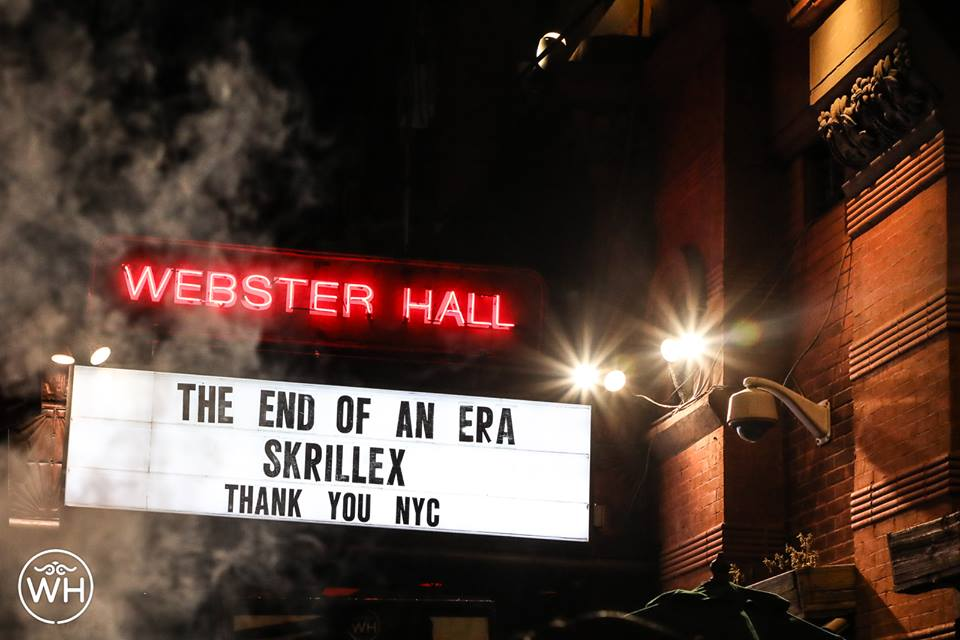 Webster Hall The End Of An Era