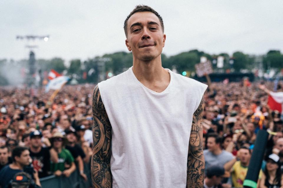 Headhunterz Returns to Hardstyle at Defqon. 1