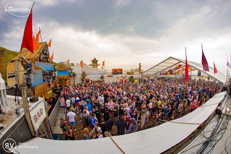 Luminosity Beach Festival 2018 Drops Massive Phase 3