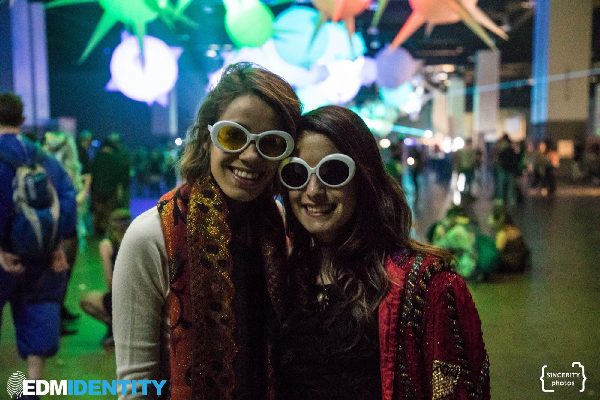 Decadence Colorado Girls with Sunglasses