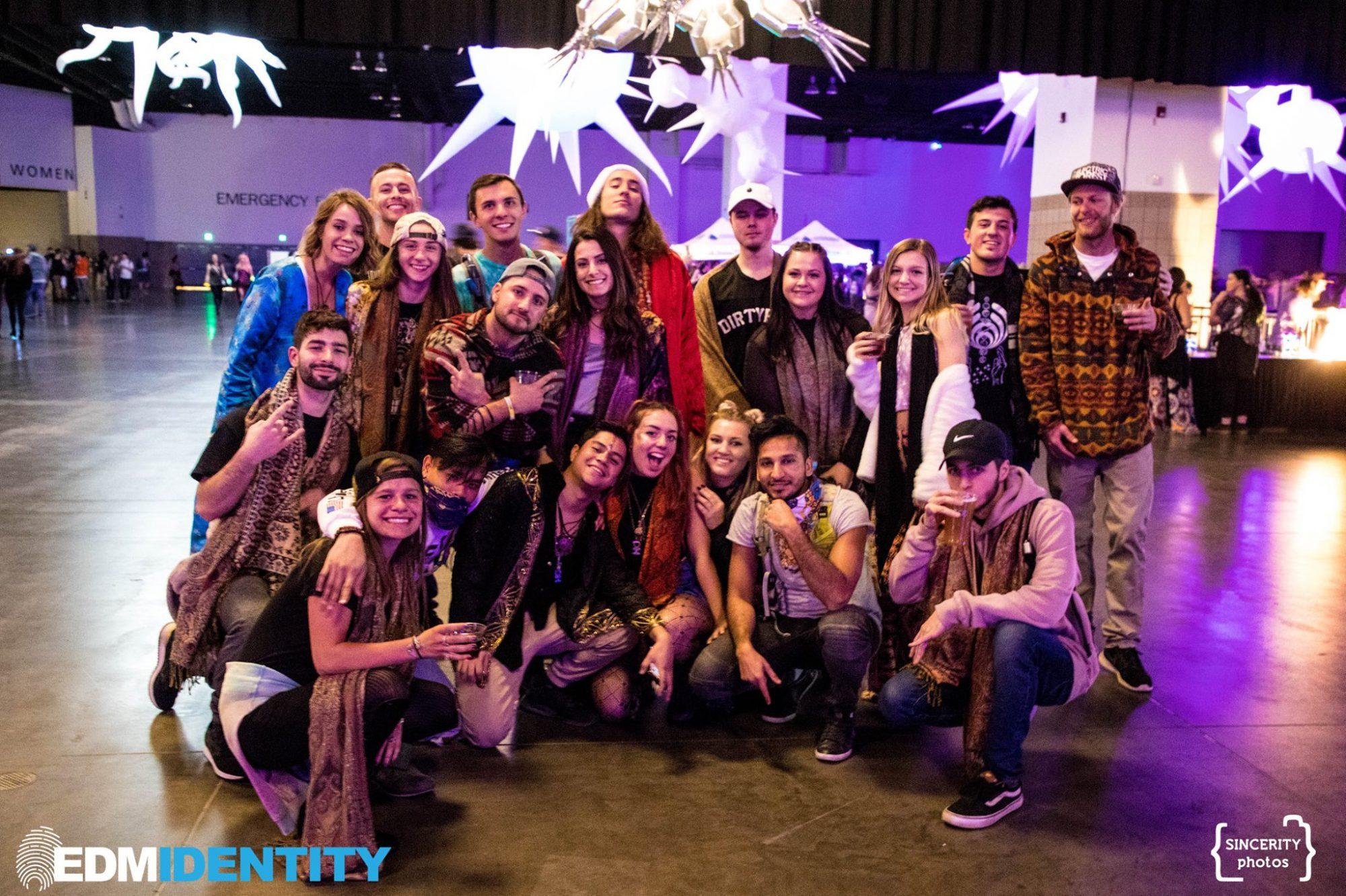 Decadence Colorado Group Photo