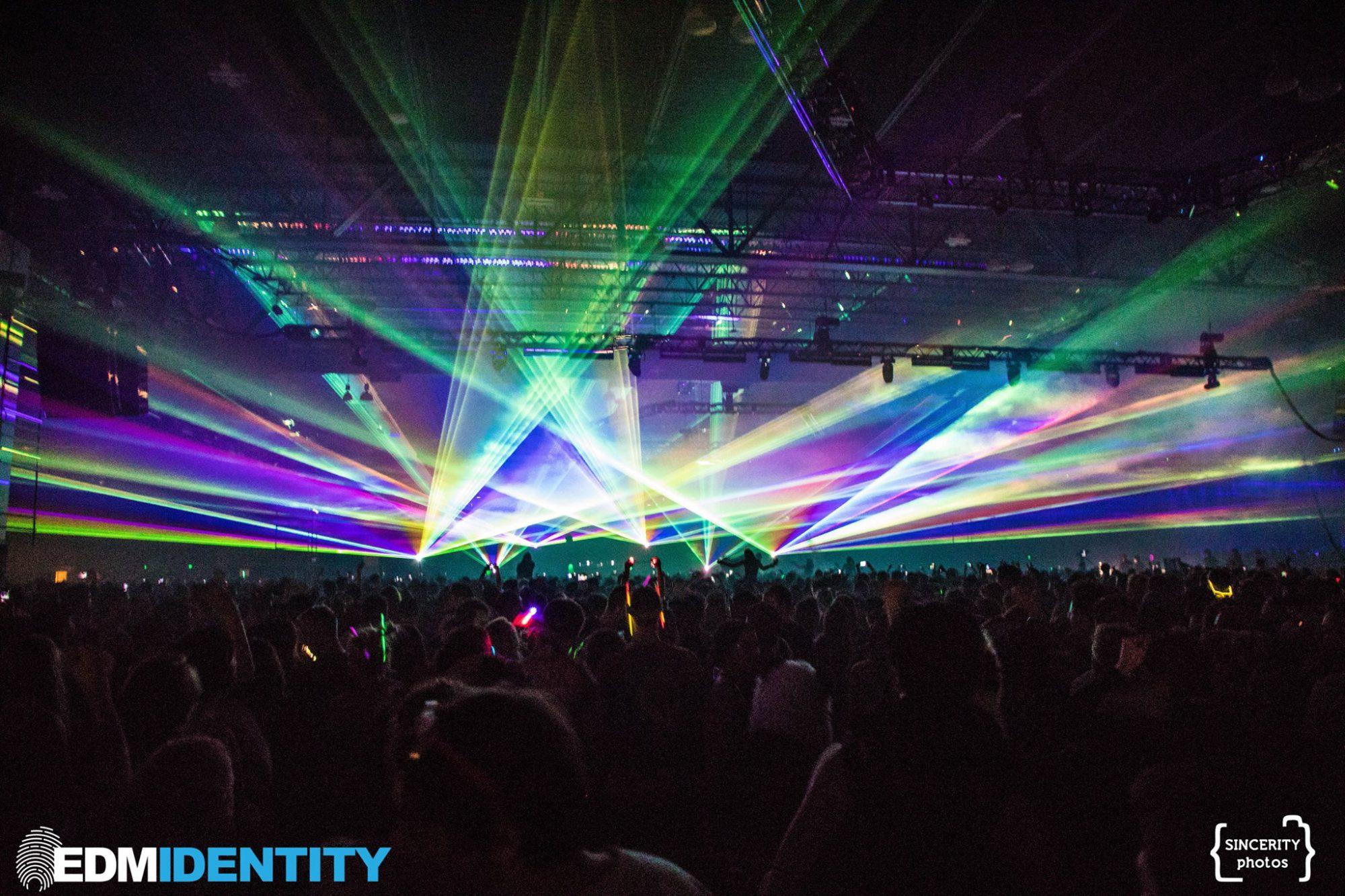 Decadence Colorado Bassnectar Lasers
