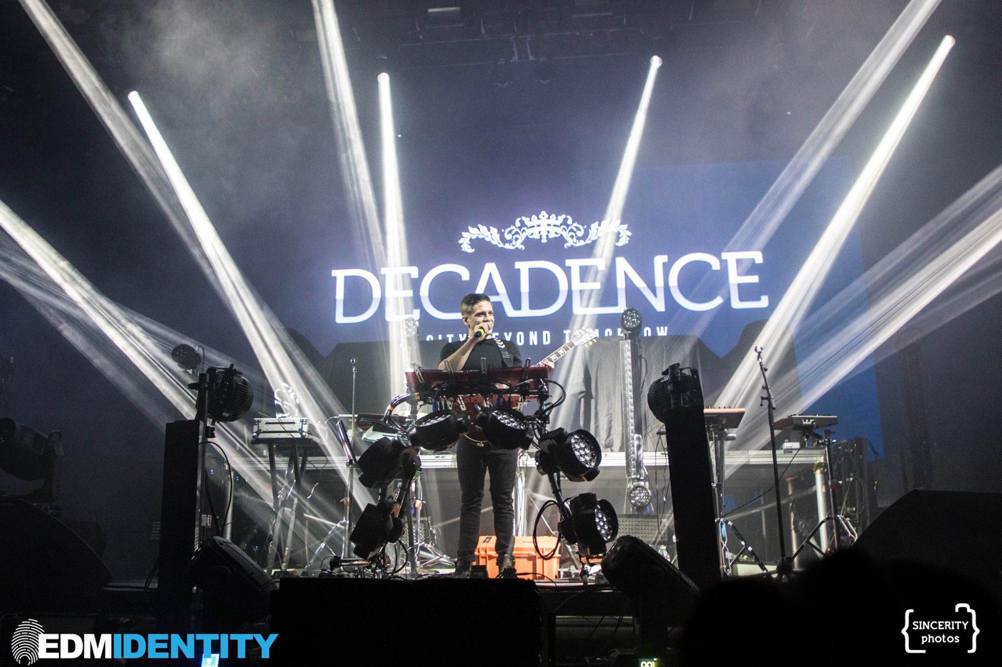Decadence Colorado Bass Physics