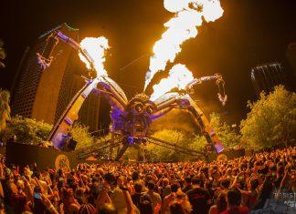 Resistance Miami Arcadia Spider Ultra Music Festival 2017