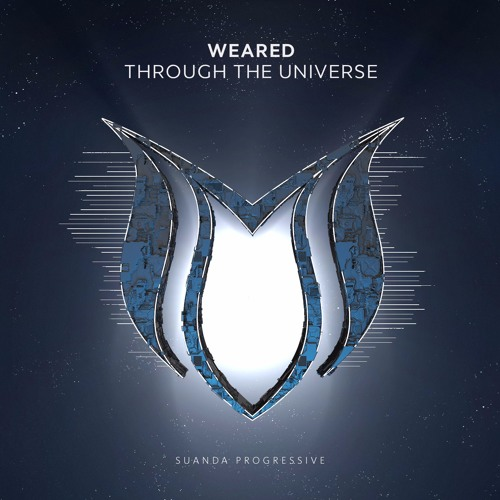 WeareD - Through The Universe-Cover
