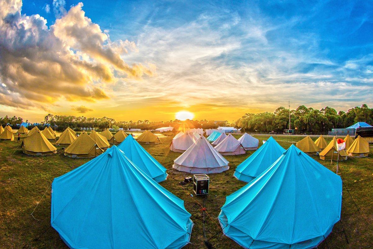 Okeechobee Boutique Camping