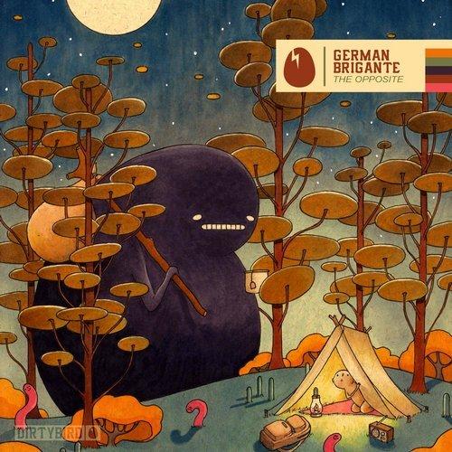 THE OPPOSITE German Brigante Album Art