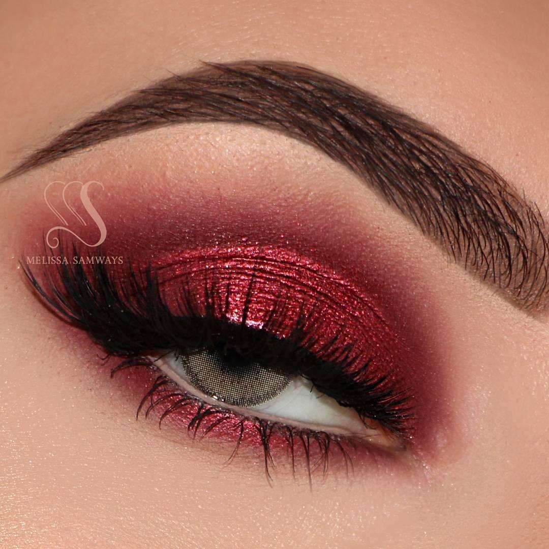 Valentine S Day Makeup Inspiration Edm Identity