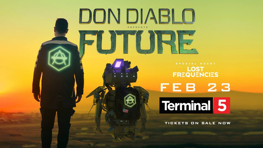 Don Diablo Presents Future at Terminal 5