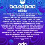 EDC Las Vegas 2018 bassPOD Lineup