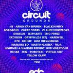 EDC Las Vegas 2018 circuitGROUNDS Lineup