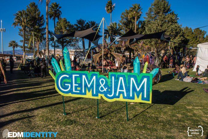 Gem & Jam 2018
