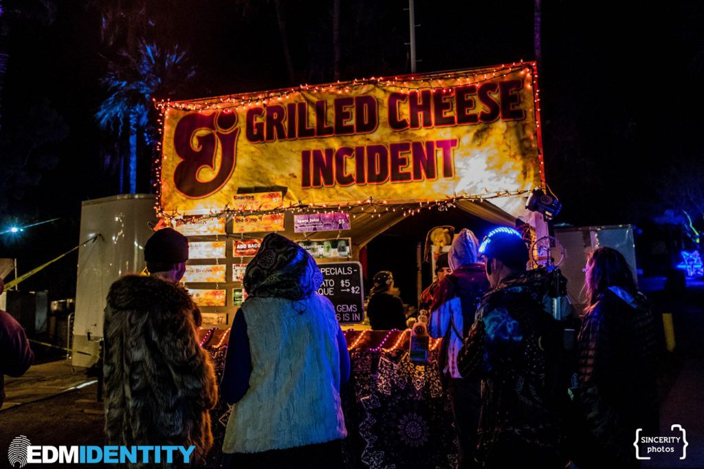 Gem & Jam 2018 Grilled Cheese Incident