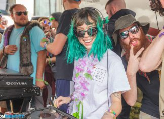 Mija Dirtybird Campout East 2018