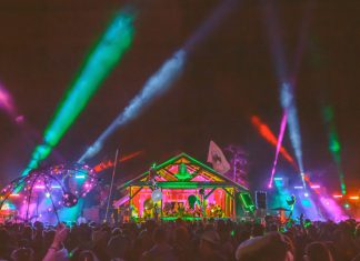 Dirtybird Campout East 2018 The Birdhouse Stage
