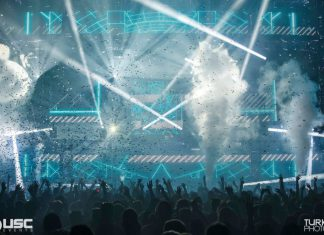 USC Events Bliss Stage 2017