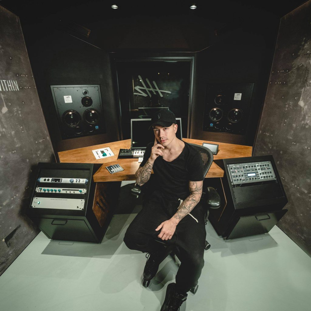 Headhunterz Studio