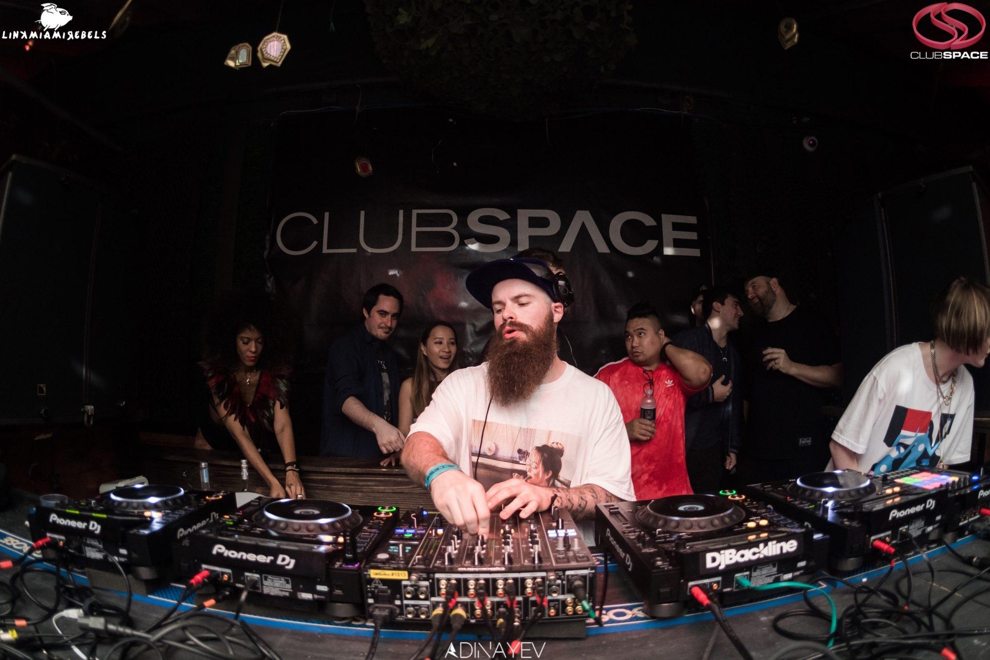 Dirtybird Players Miami Music Week 2018 Club Space