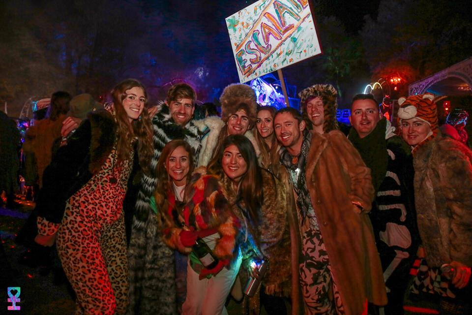 Desert Hearts Festival Fashion: Fur Coats