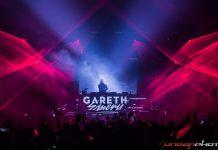 Laserface SF 2018 Gareth Emery