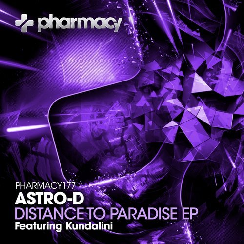 Astro-D Distance to Paradise EP