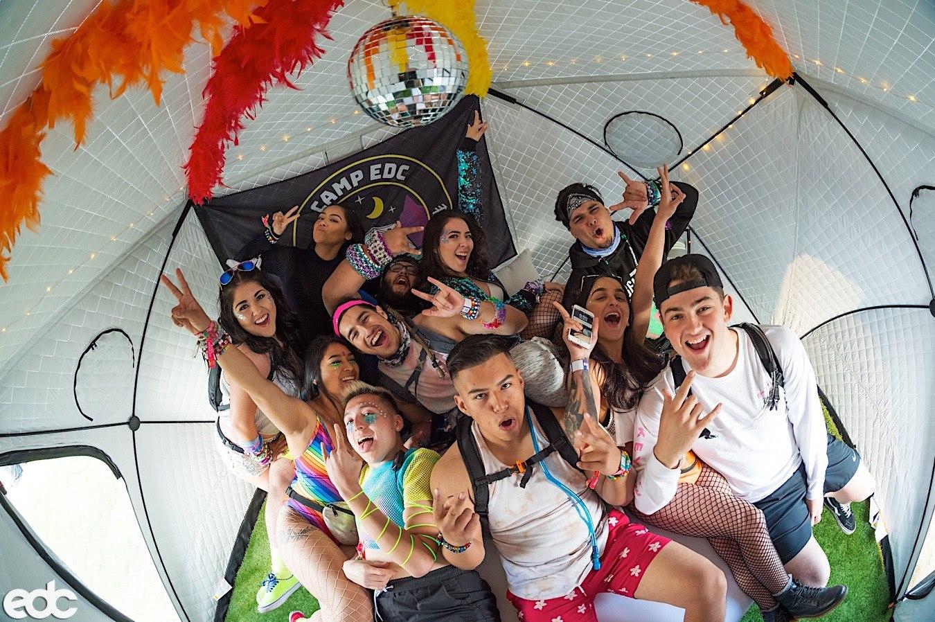 Edc Las Vegas Announces Camp Edc Lineup For 2018 Edm