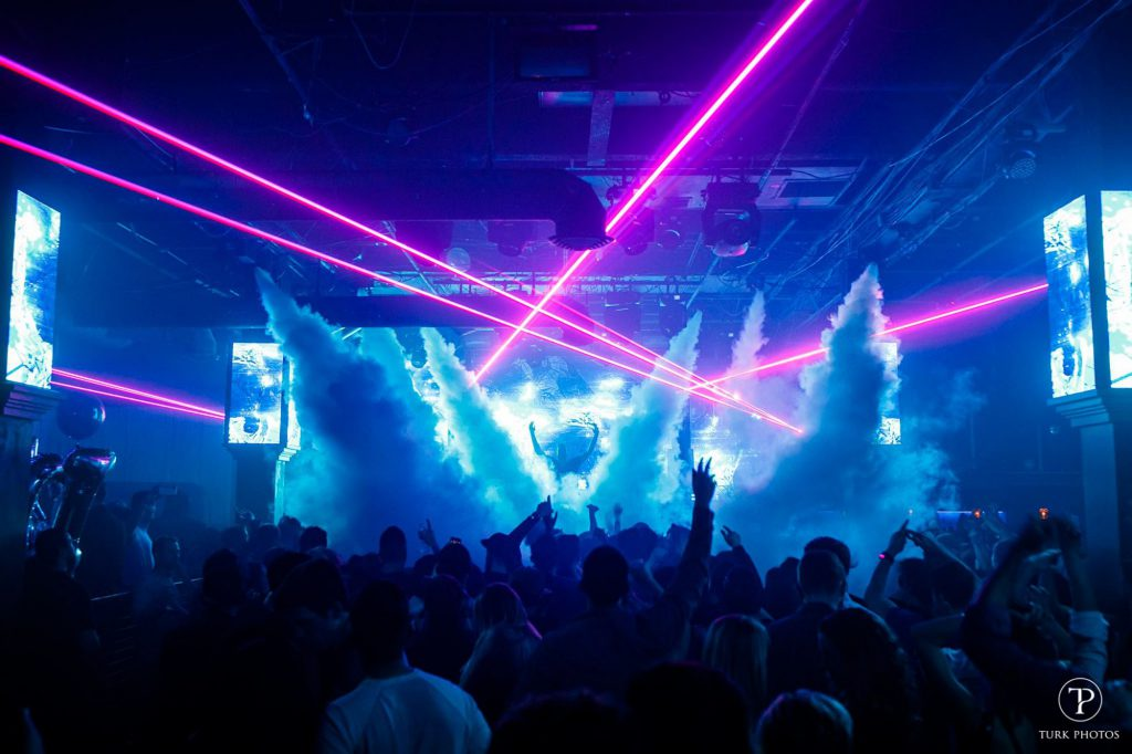 tyDi Foundation Nightclub 2018