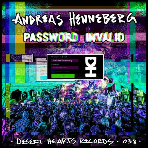 Andreas Henneberg-Password Invalid-Cover