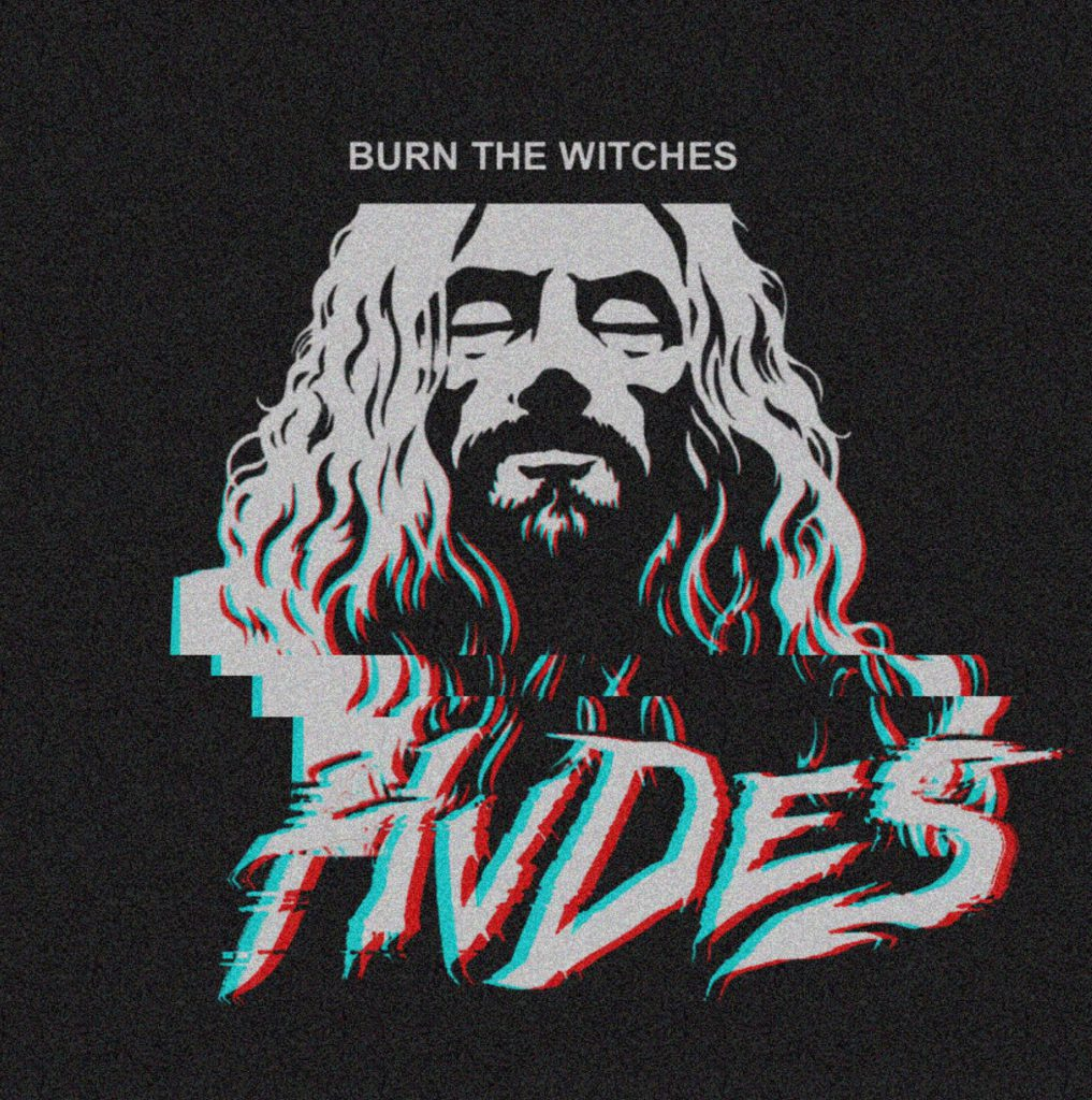 HVDES Burn The Witches Cover Art