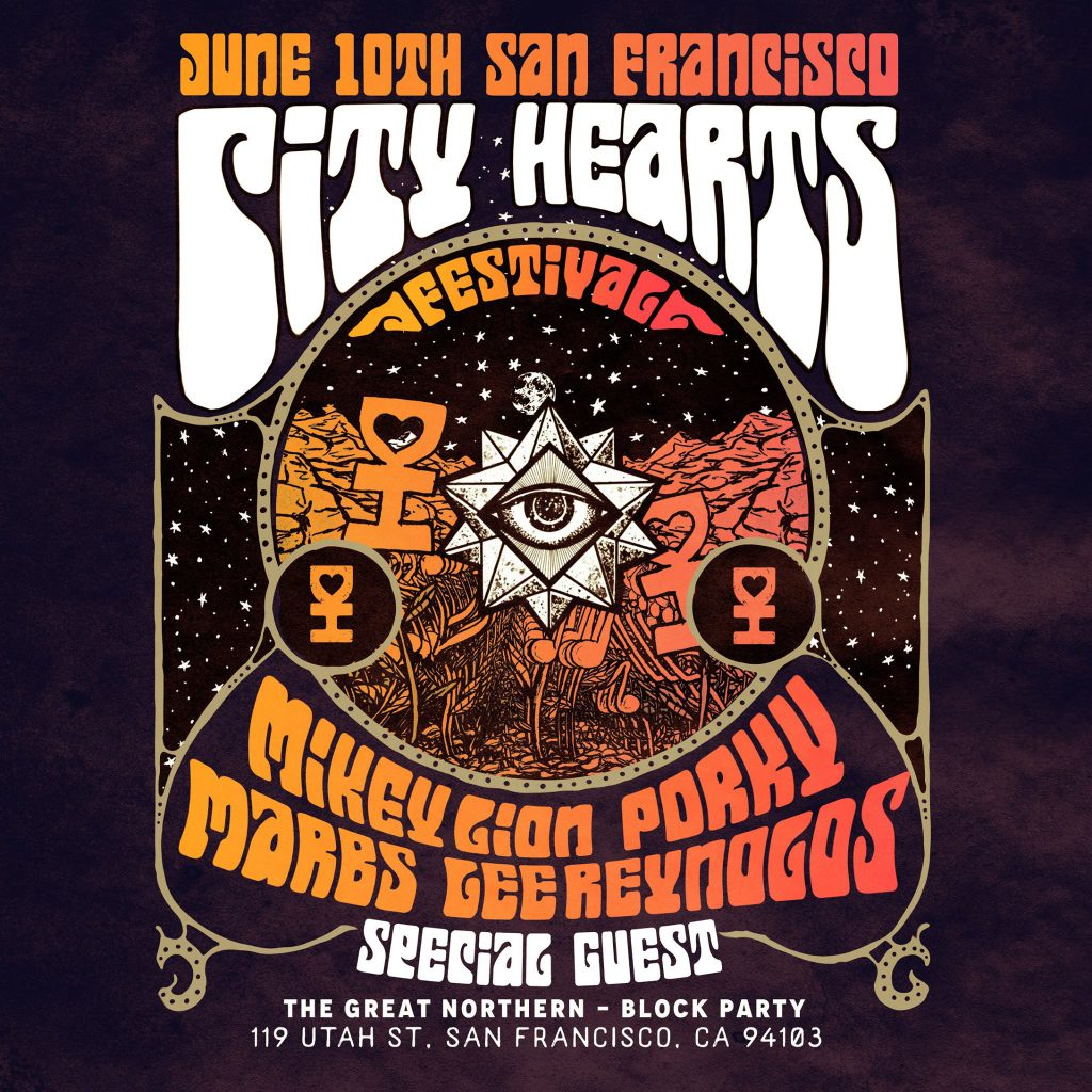 Desert Hearts Presents City Hearts San Francisco 2018