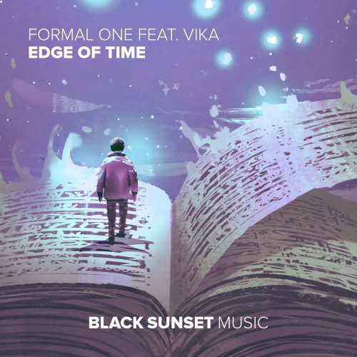 Cover art for Formal One ft Vika - Edge Of Time