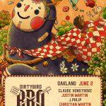 Dirtybird BBQ 2018 Oakland Lineup