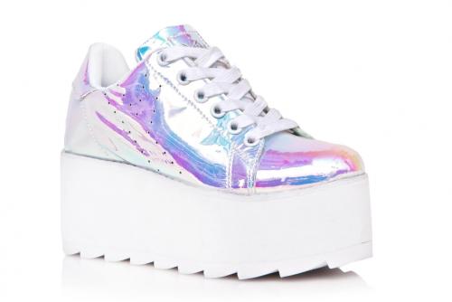 Dollskill platform sneakers