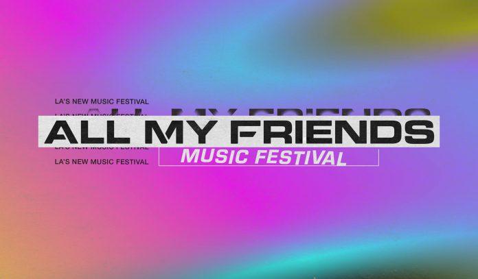 Destructo AMFAMFAMF Presents All My Friends Music Festival 2018