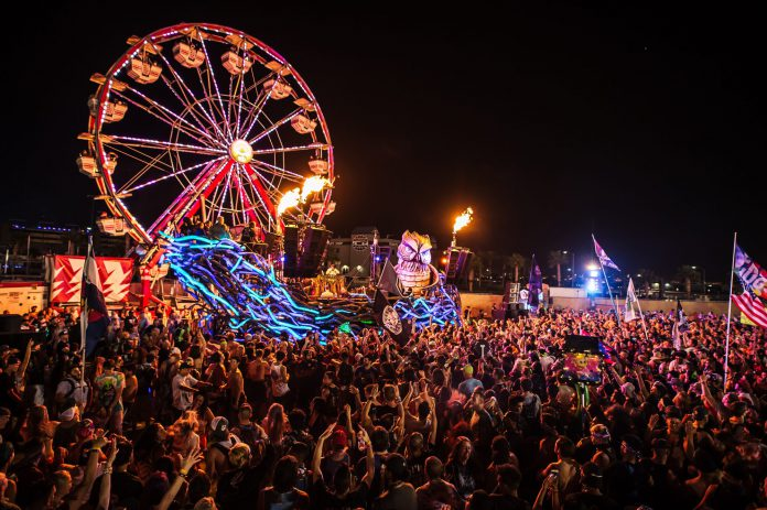 EDC Las Vegas 2018 Camp EDC Welcome Party