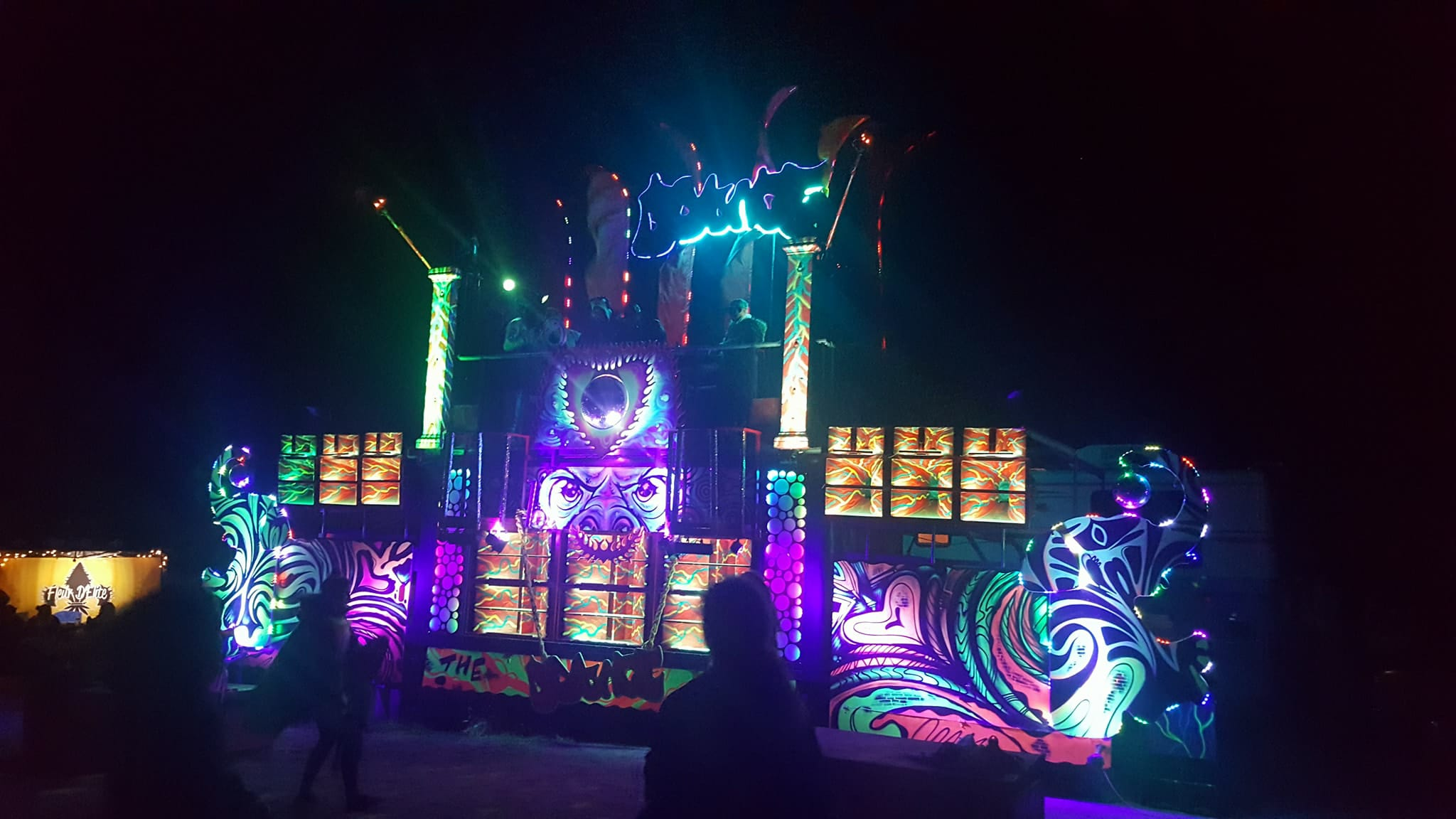 Serenity Gathering 2018 Euphoric Bounce Stage