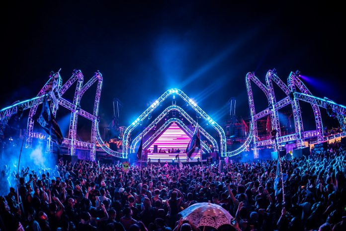EDC Las Vegas 2018 stereoBLOOM