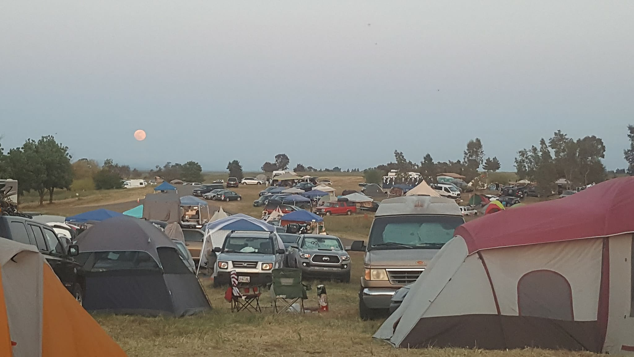Serenity Gathering 2018 Moonrise
