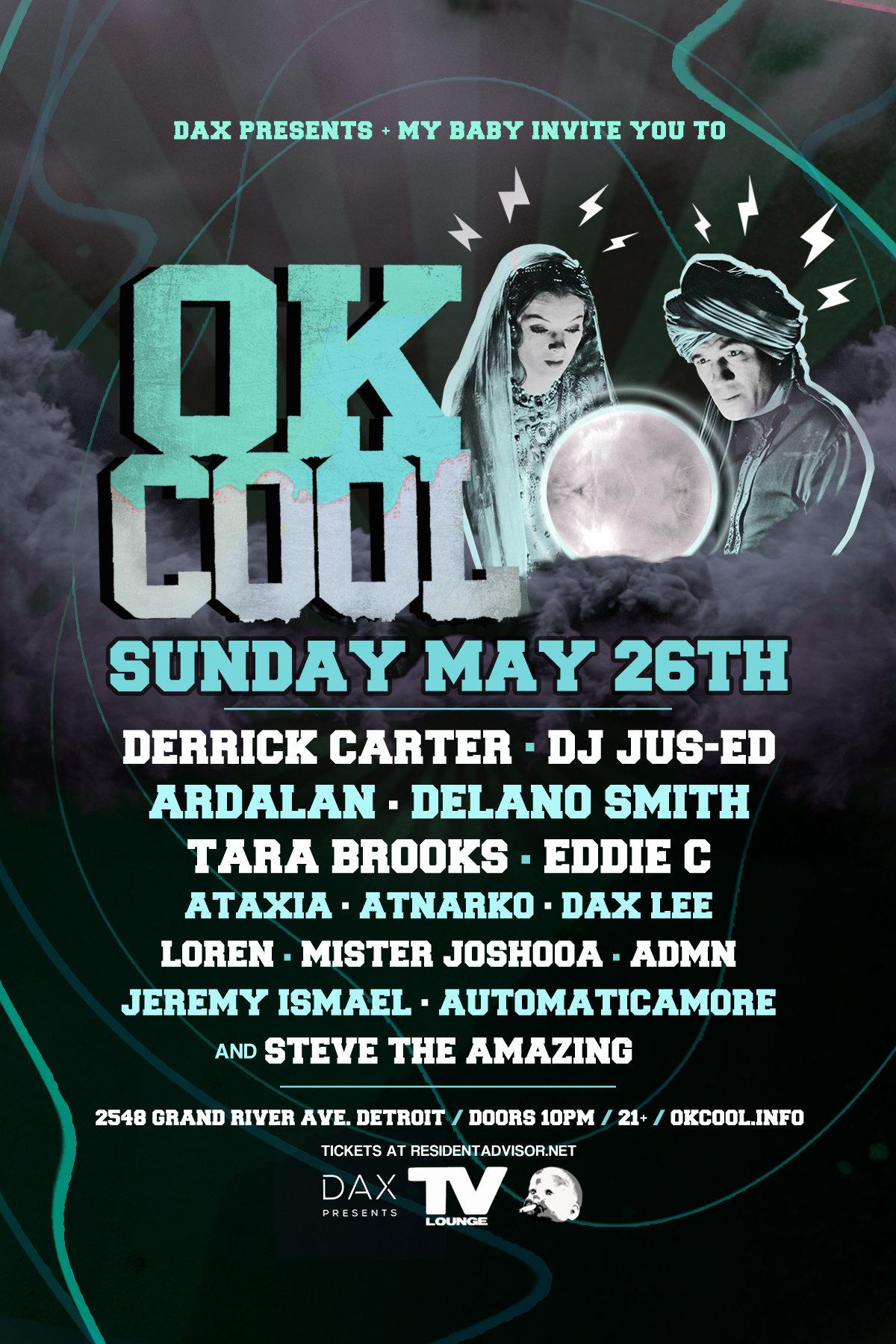 OK COOL 2019 Lineup